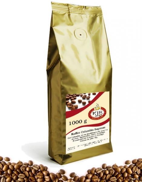 Kaffee Columbia Supremo